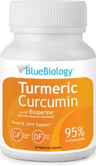 bluebiology turmeric curcumin full review usa consumer report