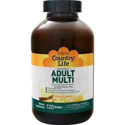 Image of a bottle of Country Life Adult Multi