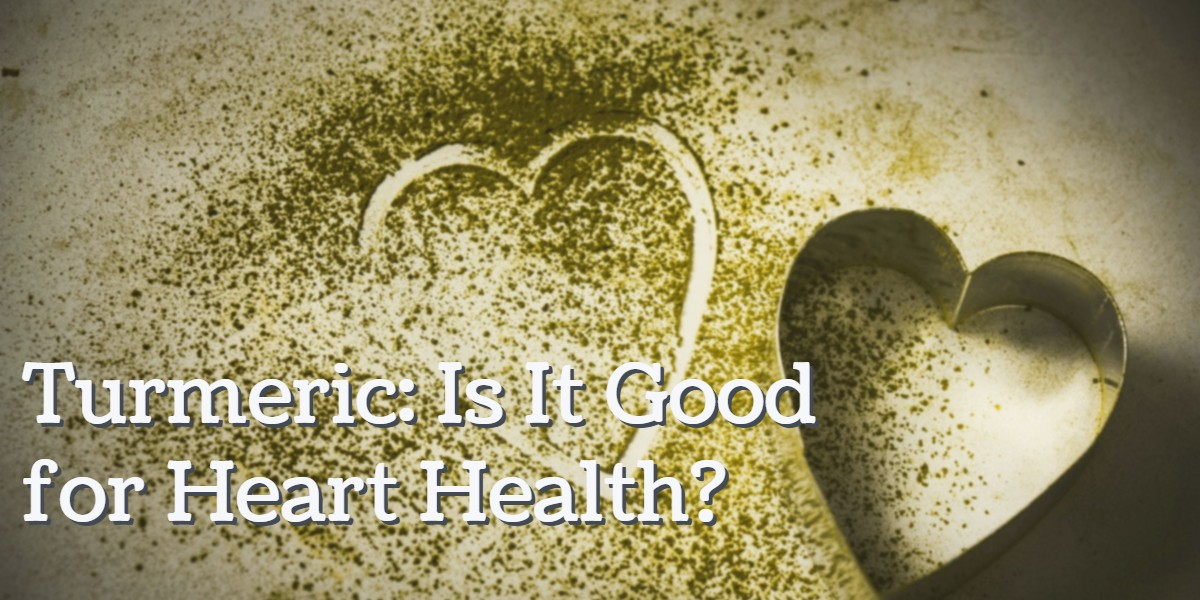 Turmeric for heart health cover image