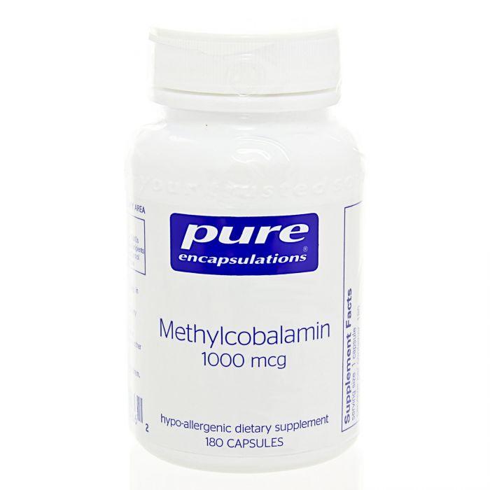 Pure Encapsulations Methylcobalamin Vitamin B12 Review