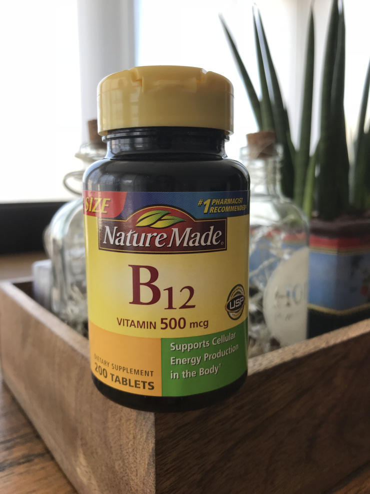 Image of Nature Made Vitamin B12 500 mcg