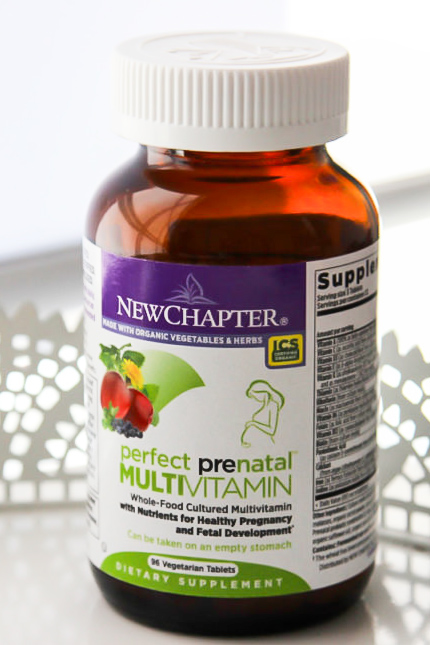 Image of NewChpater Perfect Prenatal Multivitamin
