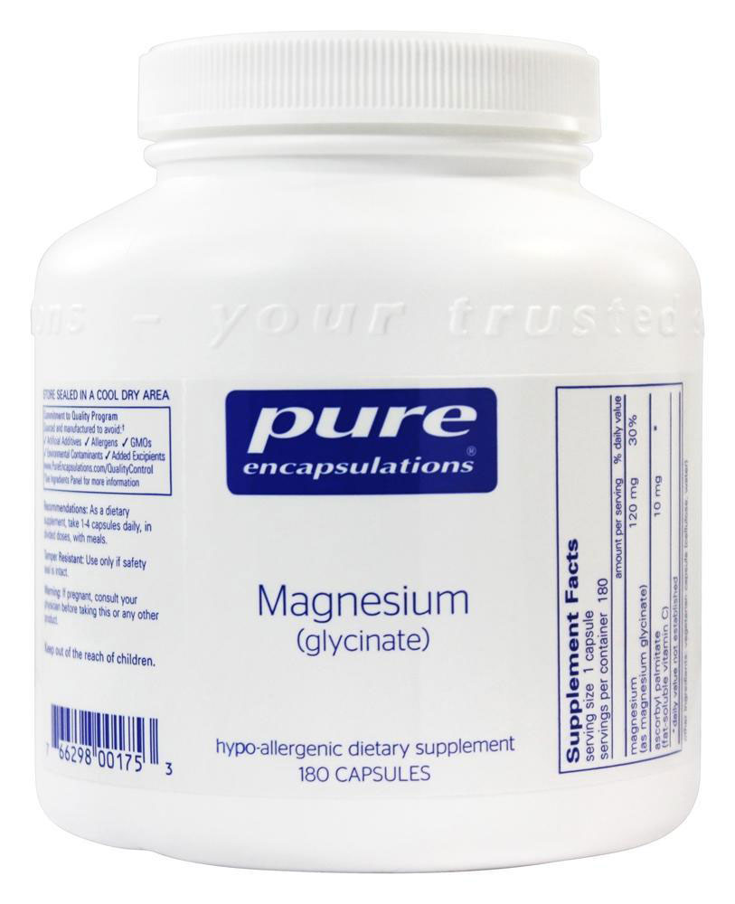 Image of Pure Encapsulations Magnesium (glycinate)