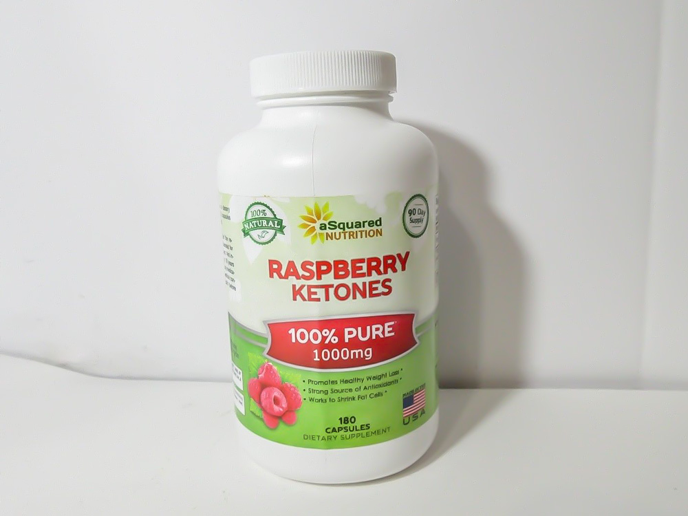 Photo of aSquared Nutrition Raspberry Ketones