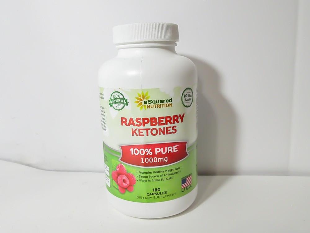 Photo of aSquared Nutrition Raspberry Ketones