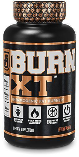 Image of a bottle of Burn XT Thermogenic Fat Burner