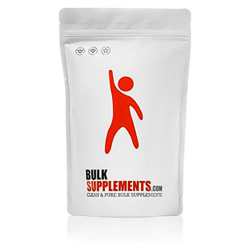 Image of a container of the best pre-workout supplement for men, BulkSupplements Creatine