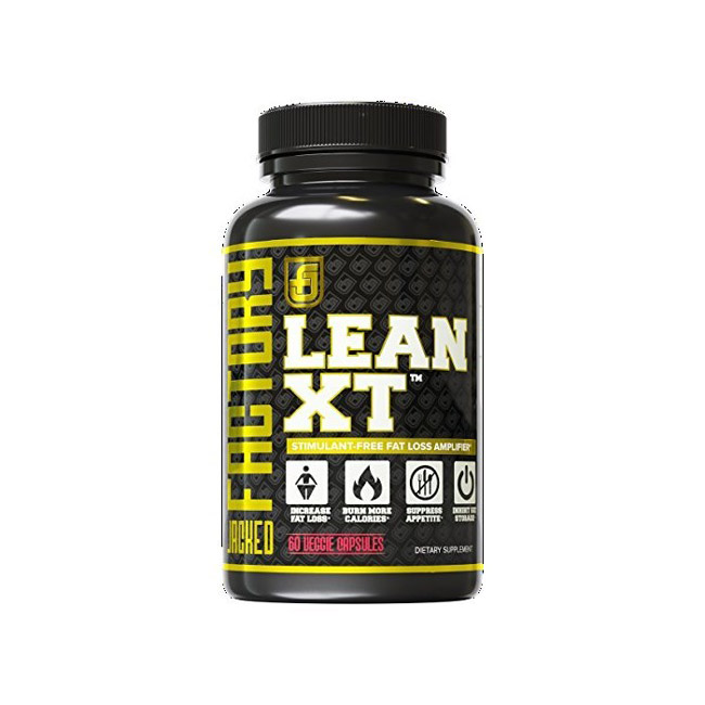 Image of LEAN-XT Non-Stimulant Fat Burner