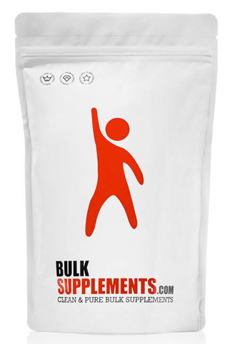Image of a bag of BulkSupplements Maca